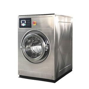 latest design high credit industrial or commercial laundry equipment 8kg 10kg automatic washing machines for sale