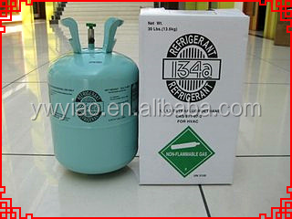 2016 Hot sale R134a r134a refrigerant for sale