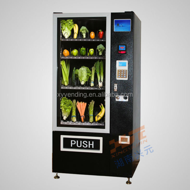 The Best Selling Vending Machine For Salad,Drinks With Elevator ...