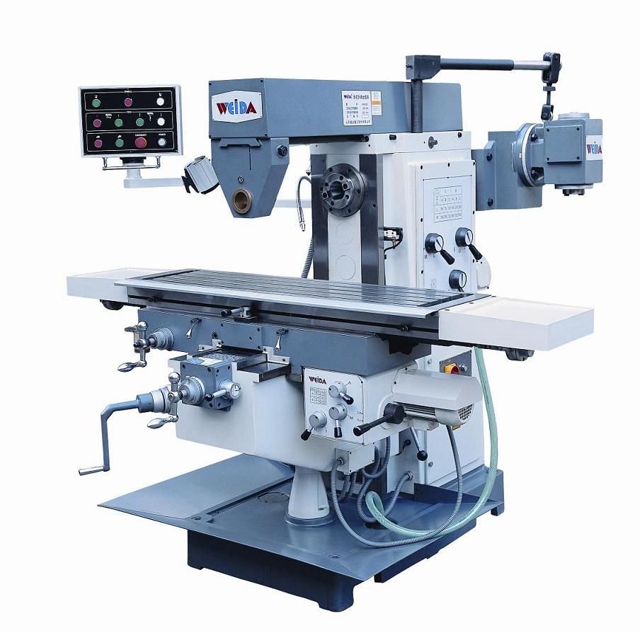 Horizontal Milling Machine >> Xw6032b Vertical Horizontal Knee Type Universal Milling Machine