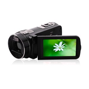 Max24MP video camera full hd 1920x1080 with16x digital zoom big Screen Video Camcorder HDV-Z8 support Face Detection
