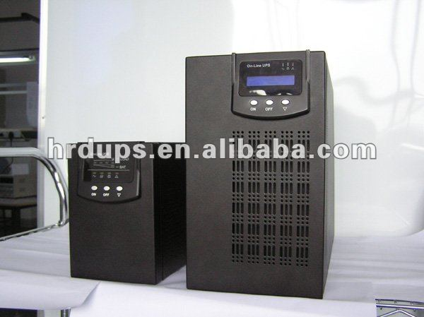UPS 3KVA/2400W Online high frequency UPS