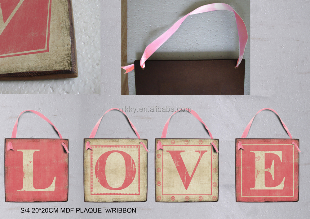 Hot Sale Wood Home Welcome Signs Homemade Wood Crafts Antique Wood