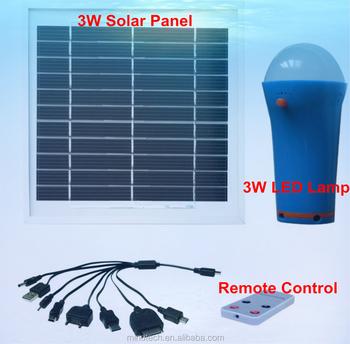 Draagbare Led Solar Verlichting Binnenshuis Hete Verkopen - Buy ...
