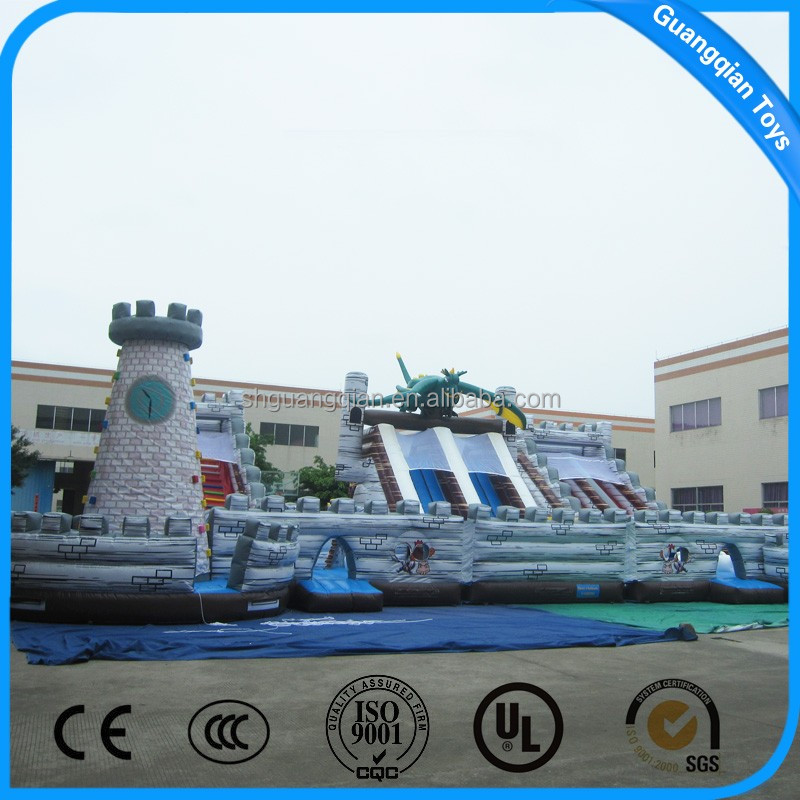 Hot Selling Kingdom Theme Inflatable Jumping Castle For Adults And Kids