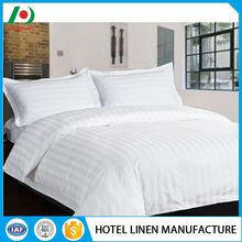 Reasonable price standard size favor vole hotel bedding set