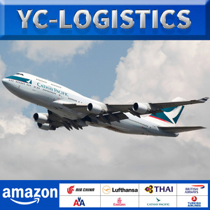 Amazon fba shipping rates from China to USA Canada UK Amazon air cargo service