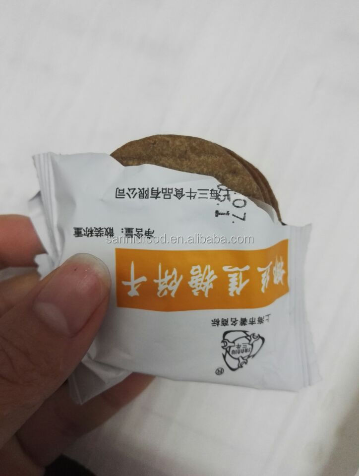 wholesale caramel biscuit
