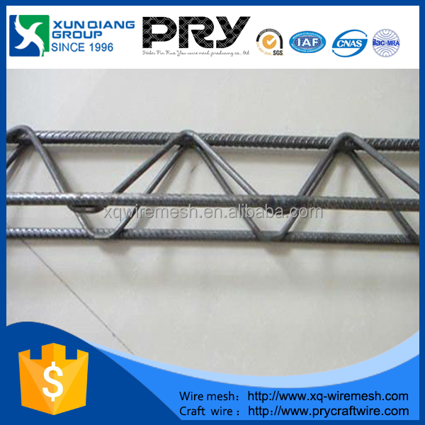 Factory sale steel bar truss girder with workable price