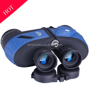 LEMARK SALE CHINESE Military Standard Rubber Eyecup HD Night Vision Compass 7X50Tactical Army Binoculars Telescope Made in CHINA