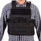 military tactical vest bulletproof body armor