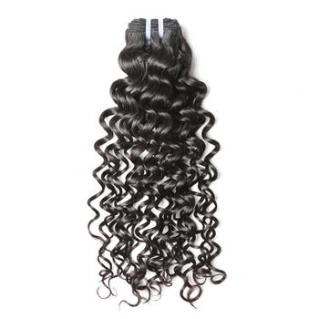 XBL hair weave manufacturer free shipping new style big curly 10A virgin Brazilian hair with discount price