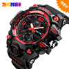 sport watch for men Skmei fashion brand digital quartz wristwatch 5ATM made in China