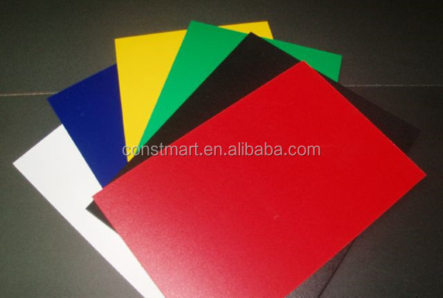 PVDF Coating ACP wpc foam board for furniture