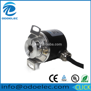 1000ppr pulse 38mm 8mm hollow shaft rotary encoder for embroidery machine