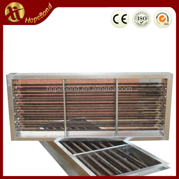 2014 new product alibaba china supplier ce waste oil heater air duct heater