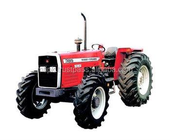 Pakistan Massey Ferguson Mf 385 Tractor 4wd 85hp