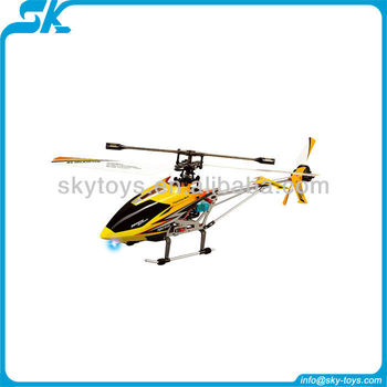 Jxd 349 3.5 Channel Gyro Rc Helicopters Single-blade With Light ...
