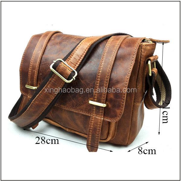 Best Selling Men Leather Shoulder Bag Brands Leather Man Bag - Buy ...