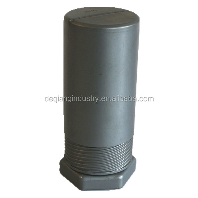 Circular rotating plastic tool box for Small Machine tools and hardware storage 65mm*175mm
