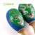 wood crafts Traditional Chinese Beijing Opera face wooden egg shakers,Chinese face maracas
