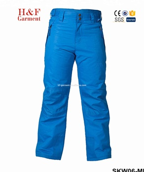 Custom 2018 women ski pants breathable waterproof snow trousers for lady e955ff13b