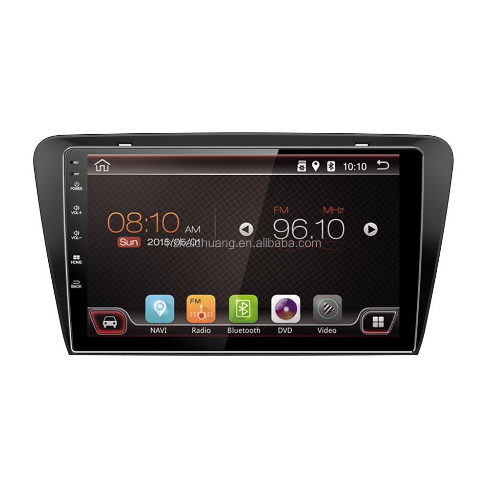 10.1 inch <strong>Android</strong> Car Radio with 2GB RAM, 32GB ROM, Map card, OBD2, CANBUS and DVR for GPS