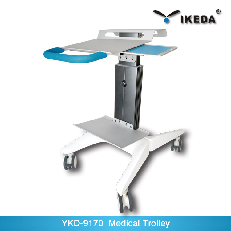 Multifunction Medical Cart/ hospital medical trolley for Endoscope Equipment