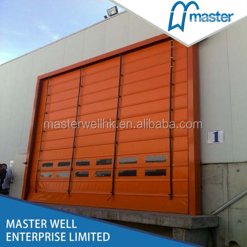 Modern Industry Fast Stacking Shutter Door/Gate/Cold Storage Door