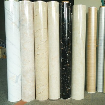 Moulding Profile Marble Sublimation Hot Stamping Printing Foil For PS Plastic Frame