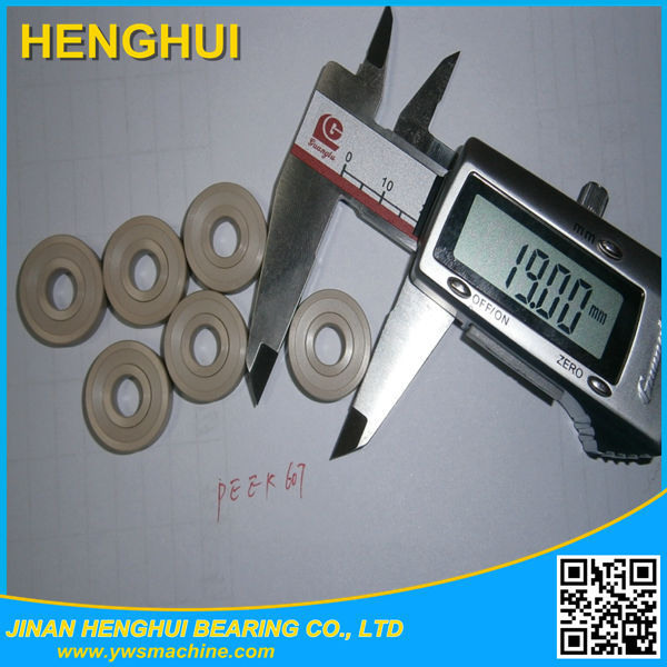 Peek Ceramic Ball Bearing Full Ceramic Ball Bearing 608 607