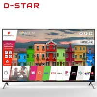 smart tv 55 inch 4k ultra hd television android wifi 32 40 50 55 65 75 inch led lcd