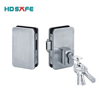 sliding glass door key lock, high quality satin lock in China