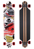 2015 Complete Professional Leading Manufacturer Longboard Skateboard, Hot Sale Canadian Maple