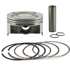 Piston Ring Kit Replaced for Kawasaki KLX300 KLX300R Engine Piston