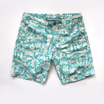 bf1f52541d Summer Fashion Sea Vintage Swim Shorts Water Drainage Zip Fly Mens Swim  Wear Custom Quick Drying