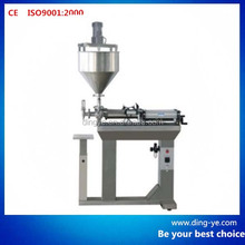 GCG-MIX Table type manual paste filling machine with mixing hopper