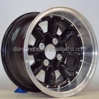 China Supplier Deep Dish Aluminum Rims 13 inch (ZW-S156)