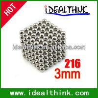 216 neodymium cube magnet