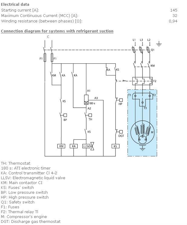Maneurop Scroll Compressor SM161, View maneurop scroll compressor, on