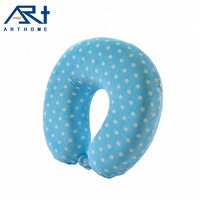 U shape cheap high qualitycomfortable travel children memory foam neck pillow