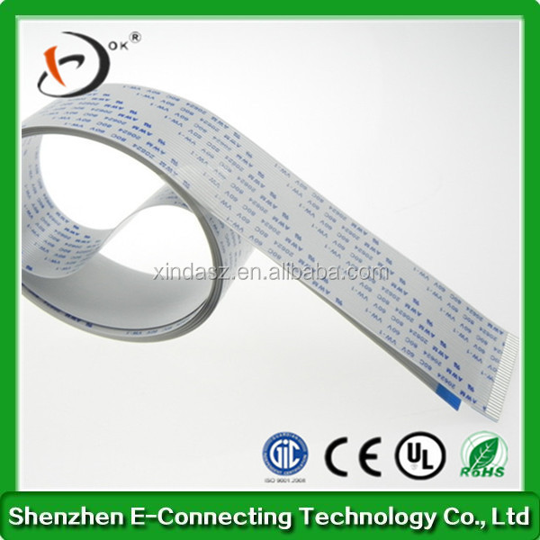 Landing and bending 0.5mm 1mm FFC LVDs cable