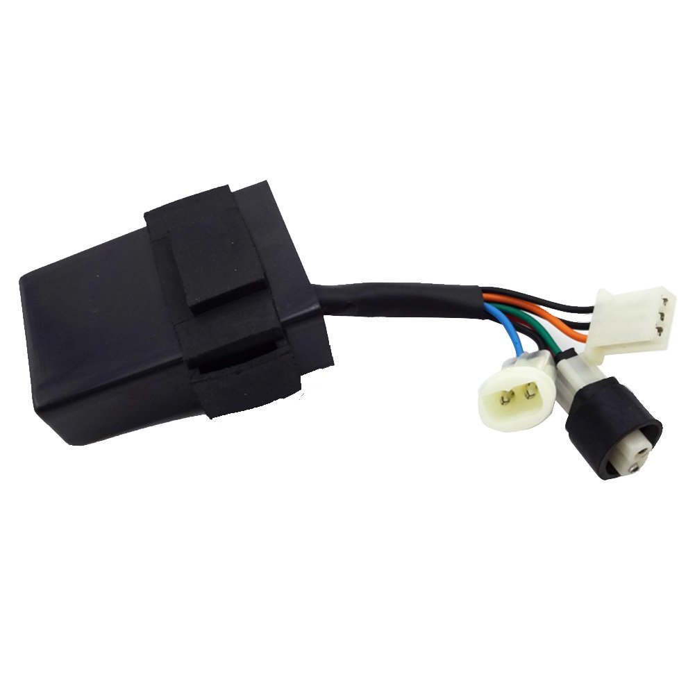 TC-Motor Ignition CDI Box 7 Wires For Chinese 250cc Engine Quad 4 Wheeler  ATV