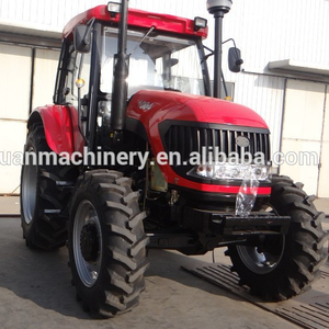 100hp Big new farm tractor with Air condition