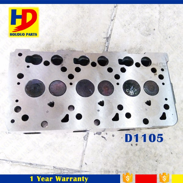 Cylinder head D1105 For Kubota In Machinery Engine Parts