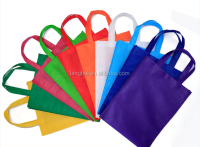 Top rated non woven tote bag best selling wholesale China alibaba shop factory laminated printing pack carring good nonwoven bag
