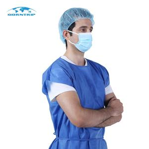 Premium Individually Wrapped Procedure Face Mask For Surgical, Allergy, Flu Germs