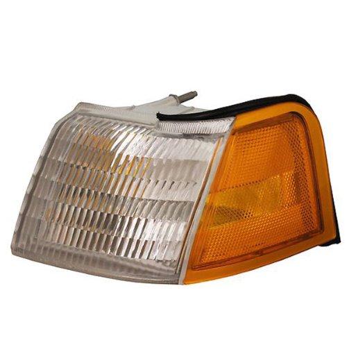 1989-1995 Ford Thunderbird & Mercury Cougar Corner Park Lamp Turn Signal Marker Light Left Driver Side (1995 95 1994 94 1993 93 1992 92 1991 91 1990 90 1989 89)