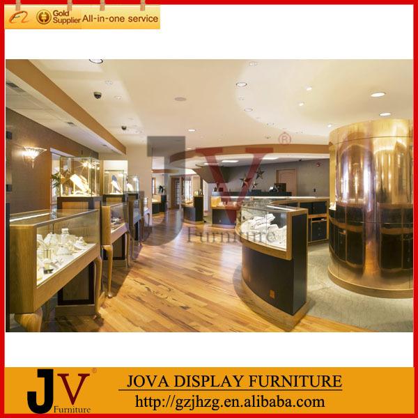 Top Brand Jewellery Showroom Display Jewellery Showroom Designs ...