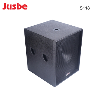 c752bf7a01a 12/15/18 inch subwoofer speaker High Performance Powered Subwoofer 8 ohm  650 watts